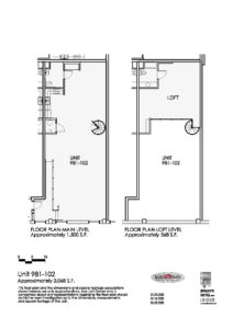 FOR RENT 981-102