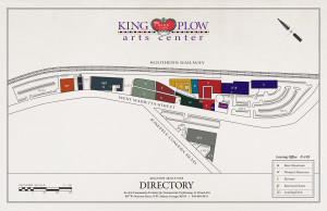 King Plow Map for Tenants